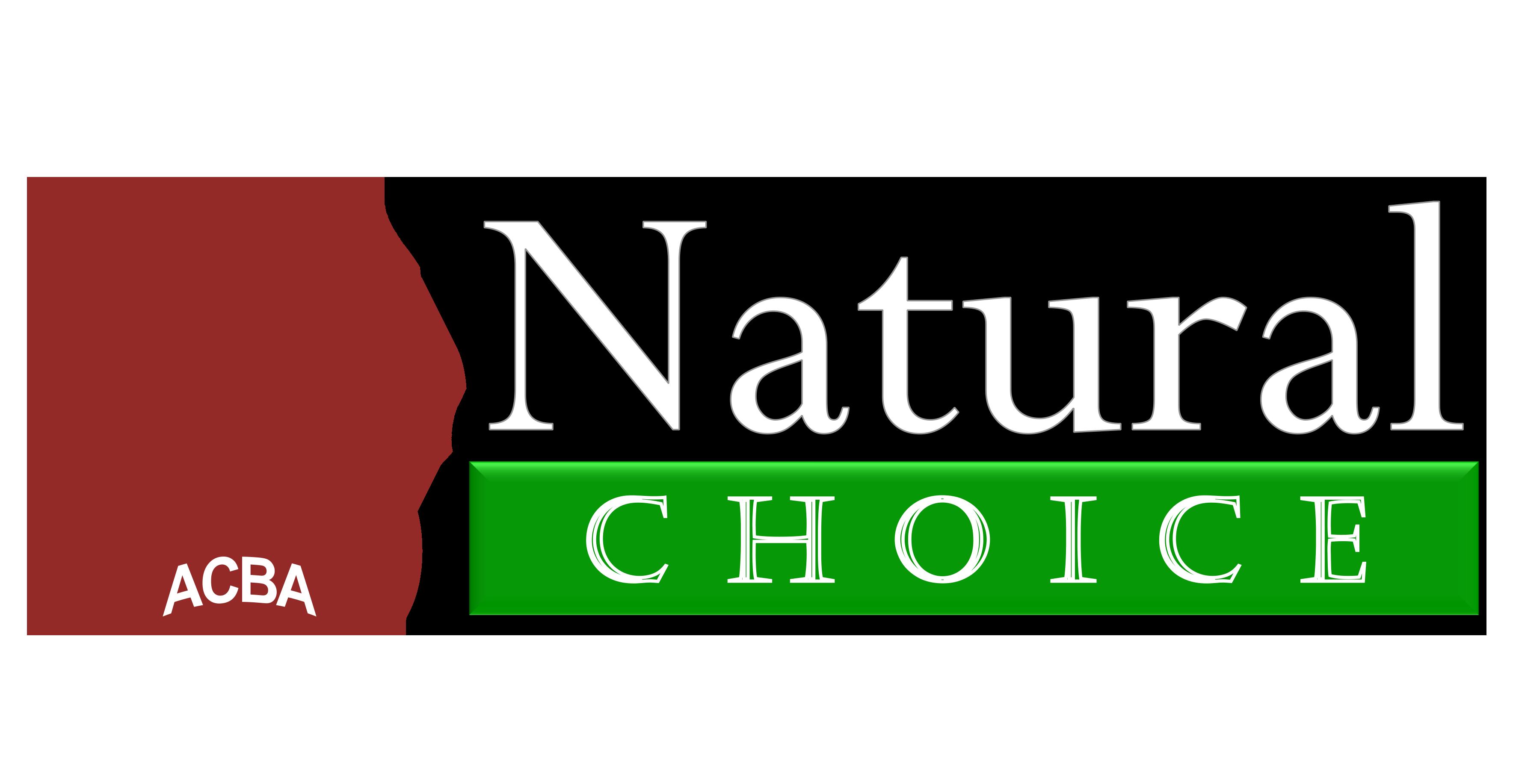 Natural Choice